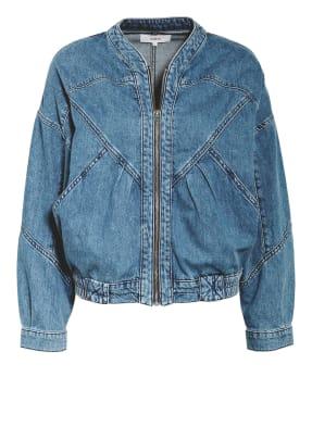 ba&sh Jeans-Blouson LOUVE
