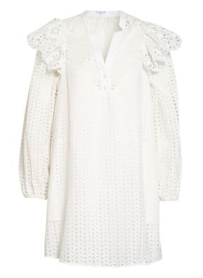 CLAUDIE PIERLOT Kleid RAVISA aus Lochspitze