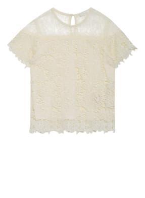 VILA T-Shirt aus Spitze