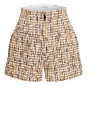 sandro Tweed-Shorts