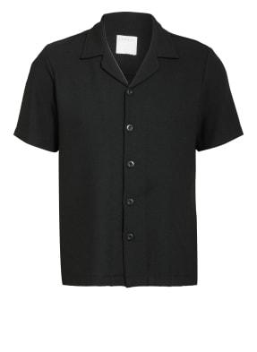 sandro Strick-Resorthemd Slim Fit
