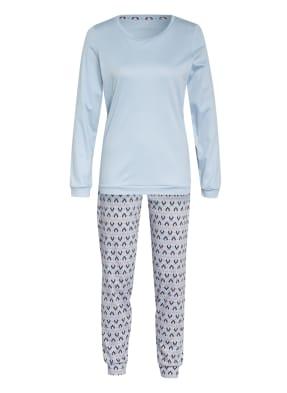 CALIDA Schlafanzug BLOOMING NIGHTS