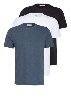 REISS 3er-Pack T-Shirts BLESS in Geschenkbox