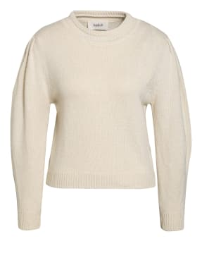 ba&sh Pullover SAND mit Cashmere