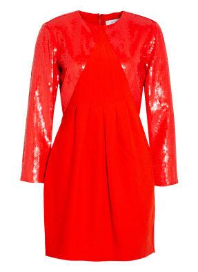 REISS Kleid CARA mit Paillettenbesatz