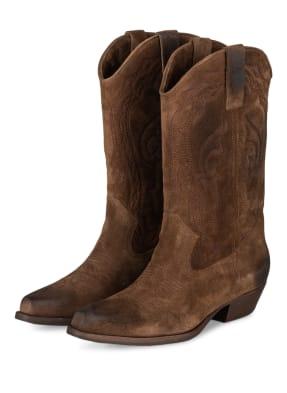ba&sh Cowboy Boots SCRUZ