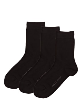 FALKE 3er-Pack Socken FAMILY