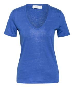 CLOSED T-Shirt aus Leinen