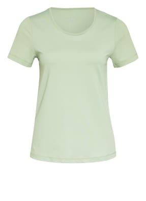 casall T-Shirt ICONIC mit Mesh-Einsätzen