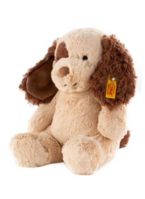 Steiff Hund-Kuscheltier PEPPI WELPE