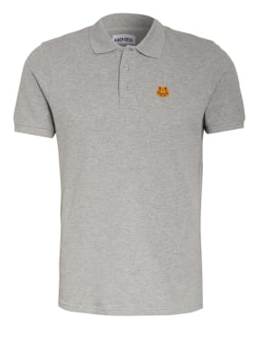 KENZO Piqué-Poloshirt TIGER CREST