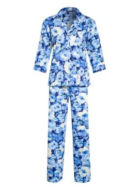 LAUREN RALPH LAUREN Schlafanzug mit 3/4-Arm