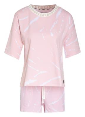 DKNY Shorty-Schlafanzug DKNY CALLING