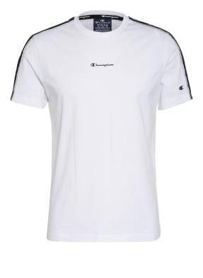 Champion T-Shirt mit Galonstreifen