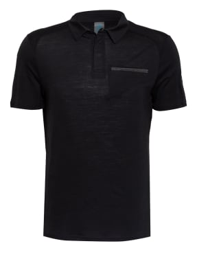 odlo Funktions-Poloshirt CONCORD NATURAL mit Merinowolle