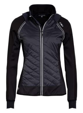 CMP Hybrid-Softshell-Jacke mit abnehmbaren Ärmeln