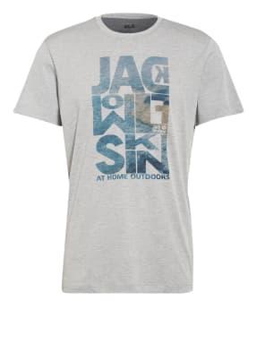 Jack Wolfskin T-Shirt ATLANTIC OCEAN