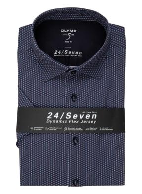 OLYMP Kurzarm-Hemd Level Five 24/7 body fit