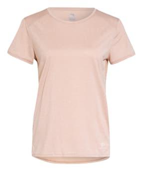 SALOMON T-Shirt OUTLINE SUMMER mit Mesh-Einsatz