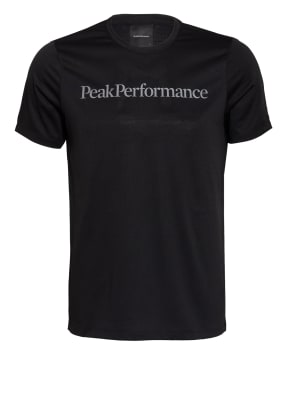 Peak Performance T-Shirt ALUM LIGHT mit Mesh-Einsatz
