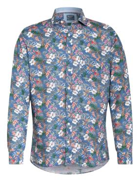 OLYMP Leinenhemd Casual Modern Fit