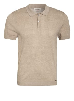 OLYMP Strick-Poloshirt Level Five body fit