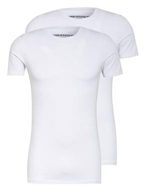 DRYKORN 2er-Pack T-Shirts CADAN