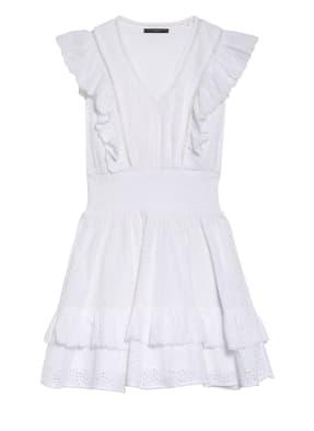 GUESS Kleid AISHA mit Häkelspitze