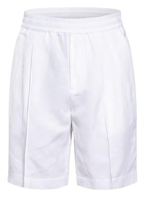 EMPORIO ARMANI Shorts mit Leinen
