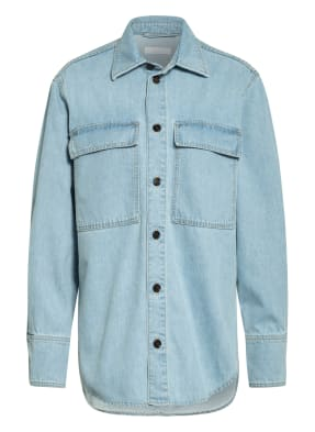 BOSS Jeansbluse