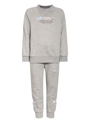 adidas Originals Set: Sweatshirt und Sweatpants