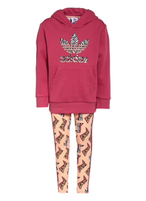 adidas Originals Set: Hoodie und Leggings