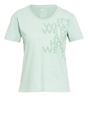 ECOALF T-Shirt AQUA