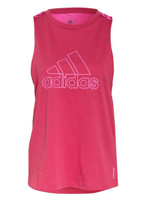 adidas Tanktop OWN THE RUN CELEBRATION mit Mesh-Einsätzen