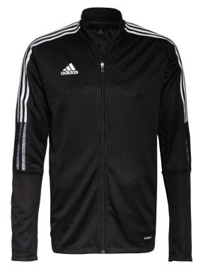 adidas Trainingsjacke TIRO mit Mesh-Besatz