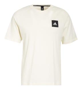 adidas T-Shirt MUST HAVES STADIUM mit Mesh-Einsatz