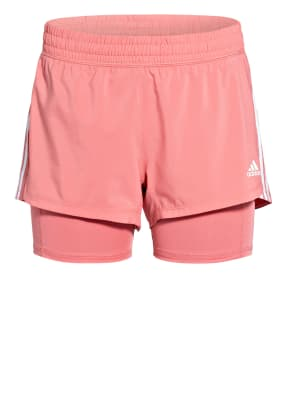 adidas 2-in-1-Laufshort PACER