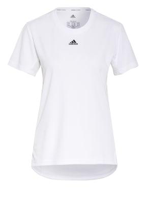 adidas T-Shirt NECESSI mit Mesh-Einsätzen