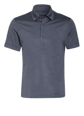Ermenegildo Zegna Poloshirt mit Seide
