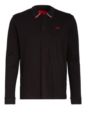 HUGO Piqué-Poloshirt DONOL Regular Fit