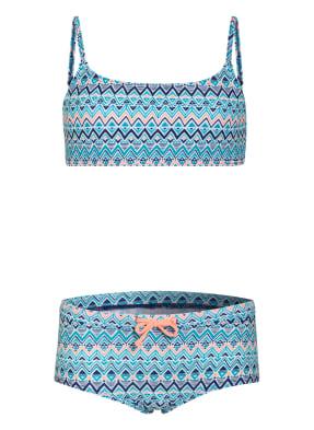 Sanetta Bustier-Bikini mit UV-Schutz