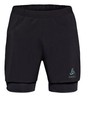odlo 2-in-1-Laufshorts ZEROWEIGHT