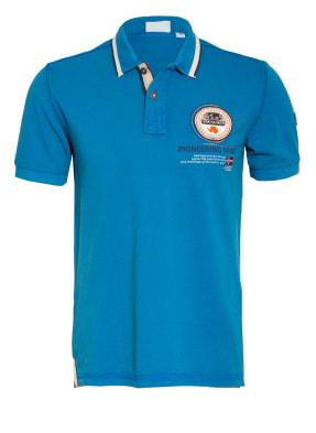 NAPAPIJRI Piqué-Poloshirt GANDY
