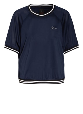 FIRE+ICE T-Shirt CANDICE aus Mesh
