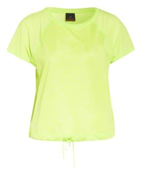 FIRE+ICE T-Shirt FIONA mit Mesh-Einsatz