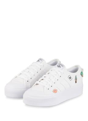 adidas Originals Plateau-Sneaker NIZZA