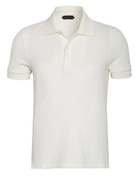 TOM FORD Frottee-Poloshirt