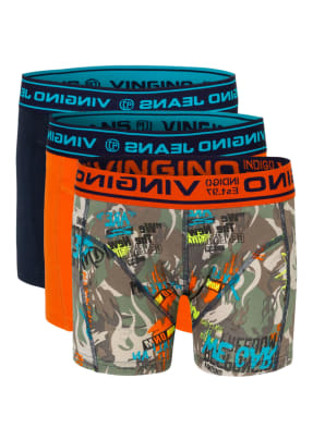 VINGINO 3er-Pack Boxershorts BURNING