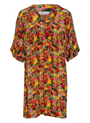 FrogBox Kleid mit 3/4-Arm