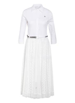 SPORTALM Kleid mit Spitzenbesatz